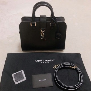イヴサンローランボーテ(Yves Saint Laurent Beaute)の最終値下げ!YSL イブサンローラン ベイビーカバス バッグ(ハンドバッグ)