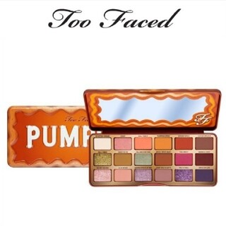 Too Faced - TooFaced◆パンプキンスパイスアイシャドウパレット