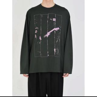 ラッドミュージシャン(LAD MUSICIAN)のLONG SLEEVE BIG T-SHIRT 新品 19aw(Tシャツ/カットソー(七分/長袖))
