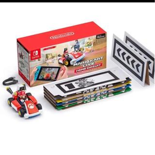 Nintendo Switch - マリオカート マリオライブサーキット 新品 未使用 マリオ版 任天堂Switch