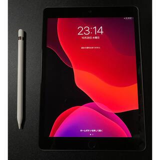 iPad - iPad第7世代  32GBスペースグレイ・Apple Pencil第1世代