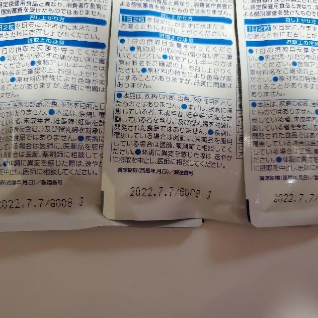 小林製薬(コバヤシセイヤク)の小林製薬機能性表示食品☆ブルーベリーEX☆60粒☆3袋 食品/飲料/酒の健康食品(その他)の商品写真