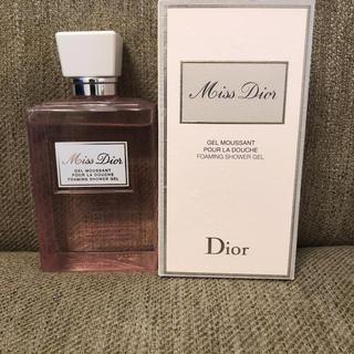 クリスチャンディオール(Christian Dior)のミス ディオール シャワージェル 200ml(ボディソープ/石鹸)
