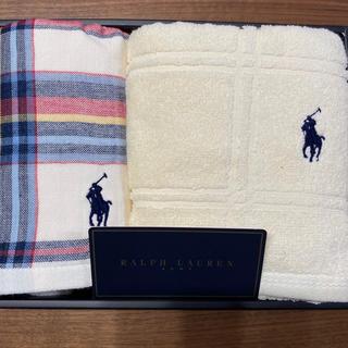 ラルフローレン(Ralph Lauren)のラルフローレン、ハンカチ、タオル(タオル/バス用品)