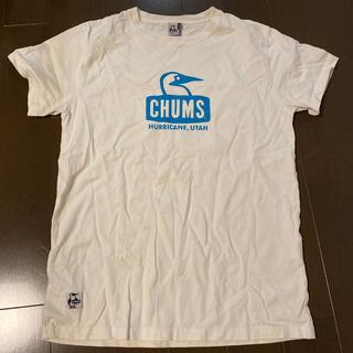 チャムス(CHUMS)のチャムス tシャツ メンズ L(Tシャツ/カットソー(半袖/袖なし))