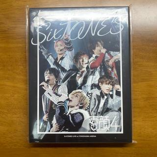 素顔4 SixTONES盤