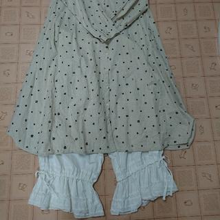 SM2 - サマンサモスモス 裾レースペチパンツ