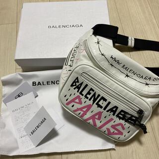 BALENCIAGA BAG - Balenciaga メンズ レデイース ウエストバッグ ボディーバック