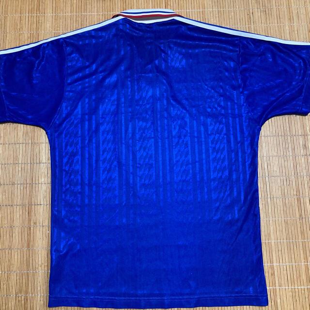 adidas(アディダス)の1994 サッカーフランス代表ユニフォーム スポーツ/アウトドアのサッカー/フットサル(ウェア)の商品写真