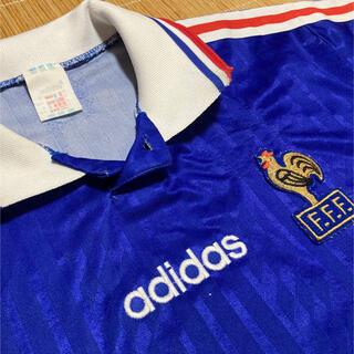 adidas - 1994 サッカーフランス代表ユニフォーム