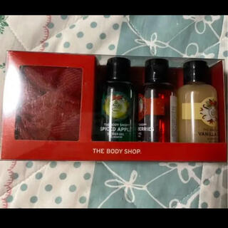 THE BODY SHOP - the body shop シャワージェル ボディーソープ プレゼント 旅行