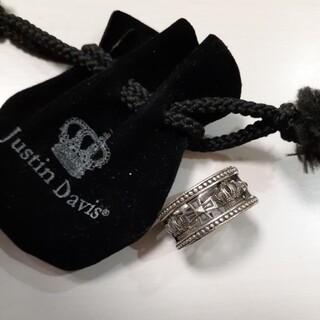ジャスティンデイビス(Justin Davis)のMEDIEBAL WEDDING BAND srj17 Justin Davis(リング(指輪))