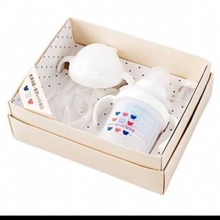 ルクルーゼ(LE CREUSET)の赤ちゃんの城マグセット&ル・クルーゼ離乳食食器セット(離乳食器セット)