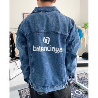 Balenciaga - BALENCIAGAジャケット/アウターGジャンデニムジャケット
