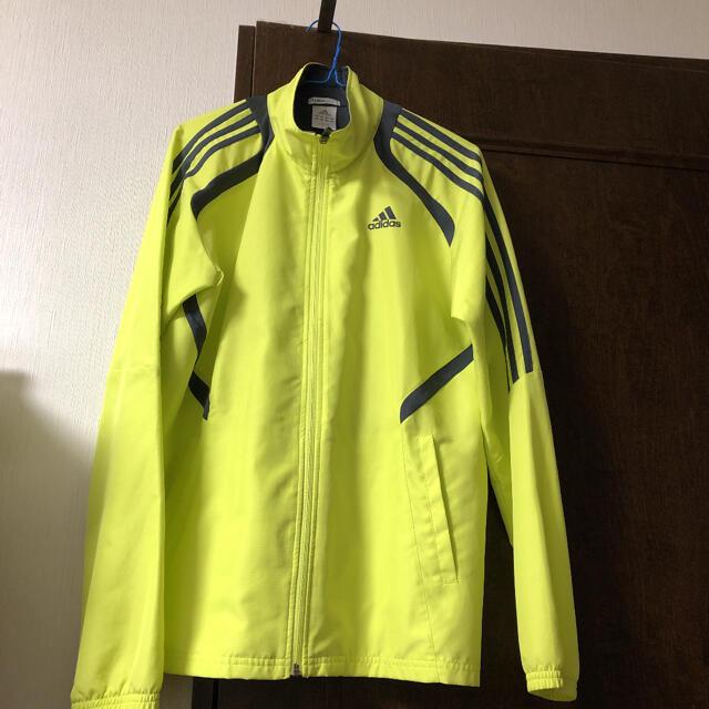adidas(アディダス)のadidas アディダス ウォームアップジャケット スポーツ/アウトドアのサッカー/フットサル(ウェア)の商品写真