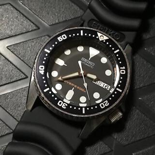 SEIKO - SEIKO  skx013 7s26-0030 ブラックボーイ  ダイバーズ