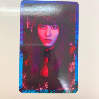 ウェストトゥワイス(Waste(twice))のTWICE モモ breakthrough ハイタッチ券 トレカ(K-POP/アジア)