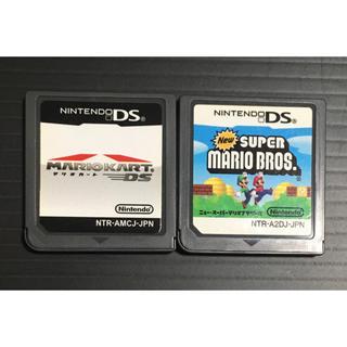 ニンテンドーDS - 3DSでも遊べます❗️NEWスーパーマリオブラザーズとマリオカートds