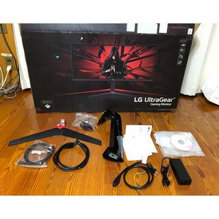 エルジーエレクトロニクス(LG Electronics)のLG ゲーミング モニター 34UC79G-B ウルトラワイド曲面(ディスプレイ)