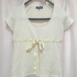 ヨンドシー(4℃)のお値下げセール4℃トップス(Tシャツ(半袖/袖なし))