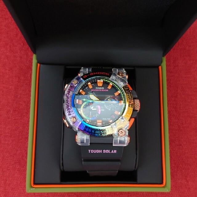G-SHOCK(ジーショック)のCASIO G-SHOCK FROGMAN GWF-A1000BRT-1AJR  メンズの時計(腕時計(アナログ))の商品写真
