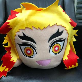 SEGA - 鬼滅の刃 メガジャンボ 寝そべり ぬいぐるみ 煉獄杏寿郎