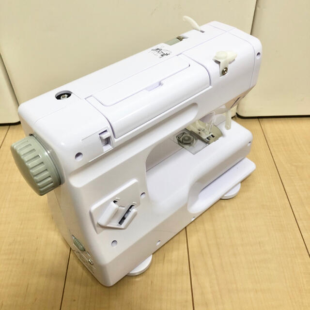 美品 Bearmax コンパクトミシン ポータブルミシン SP-402 スマホ/家電/カメラの生活家電(その他)の商品写真