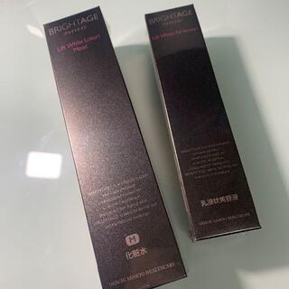 第一三共ヘルスケア - 【新品未開封】 ブライトエイジ/BRIGHTAGE 化粧水 乳液 セット