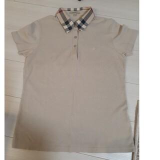 バーバリー(BURBERRY)のBURBERRY London ポロシャツ レディース(ポロシャツ)