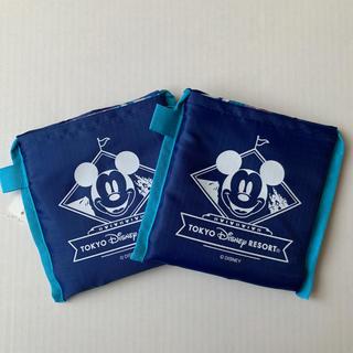 Disney - 東京ディズニーリゾートエコバック2個セット