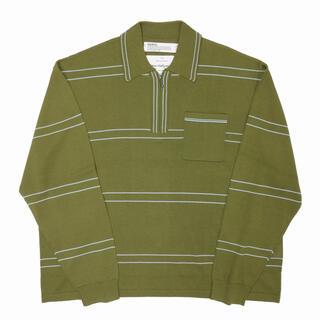 UNUSED - DAIRIKU 20aw Long Sleeve Polo Knit