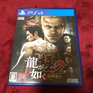 PlayStation4 - 龍が如く 極2 中古