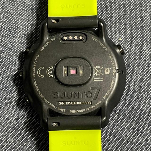 SUUNTO(スント)のSUUNTO7 メンズの時計(腕時計(デジタル))の商品写真