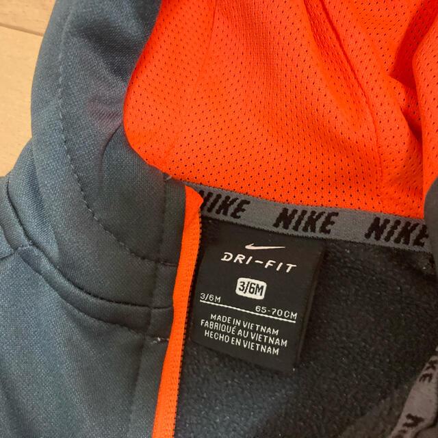 NIKE(ナイキ)の【ナイキ NIKE ジャージ上下 セットアップ かわいい キッズ/ベビー/マタニティのベビー服(~85cm)(その他)の商品写真