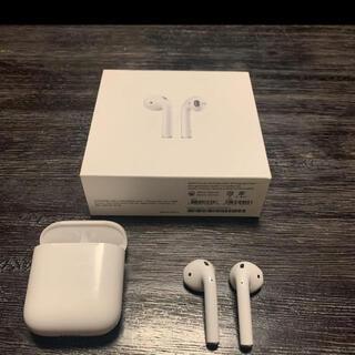Apple - air pods 本体 セット