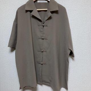 RayCassin - 開襟チャイナシャツ