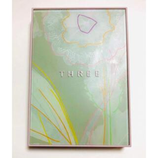 THREE - THREE ディメンショナルビジョンアイパレット X01