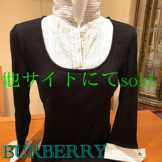 バーバリー(BURBERRY)のBurberry London❤️シャツ、ブラウス(シャツ/ブラウス(長袖/七分))