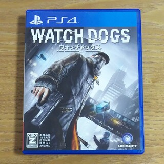 PlayStation4 - ウォッチドッグス watch dogs PS4
