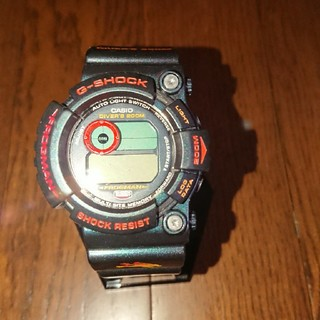 G-SHOCK - Gショック  フロッグマン マジョーラーカラー 希少モデル