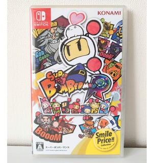 Nintendo Switch - 【即日発送】スーパーボンバーマン R 新品未開封 Switch