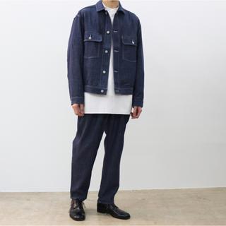 コモリ(COMOLI)のWELLDER 20ss 5pocket tapered trousers(スラックス)