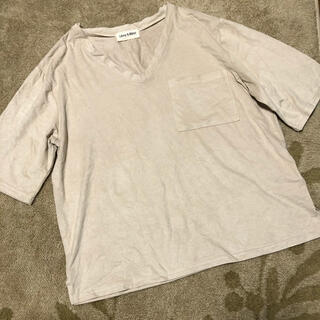リビーアンドローズ トップス カットソー(Tシャツ(半袖/袖なし))