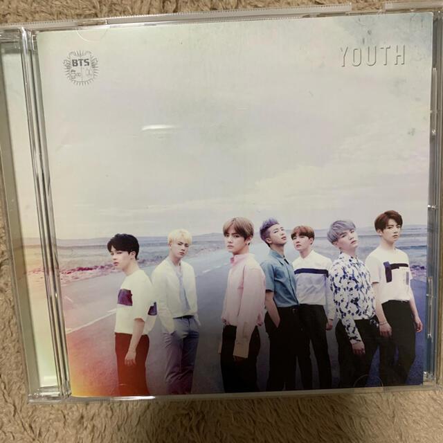 防弾少年団(BTS)(ボウダンショウネンダン)のbts youth アルバム エンタメ/ホビーのCD(K-POP/アジア)の商品写真
