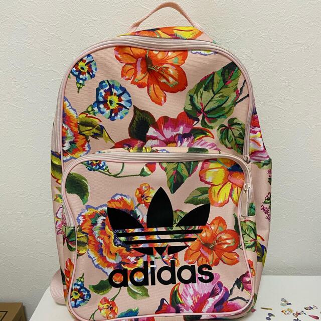 adidas(アディダス)のFarmコラボ 希少完売品 レディースのバッグ(リュック/バックパック)の商品写真