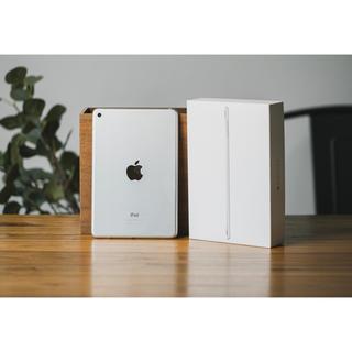 Apple - iPad mini 4 128GB wifiモデル シルバー