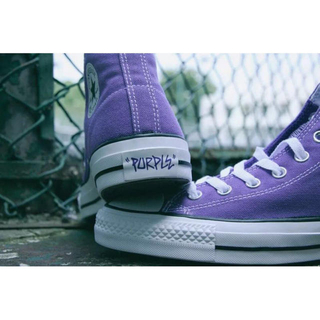 コンバース(CONVERSE)のconverse CTAS PRO HI Purple Film  26.5cm(スニーカー)