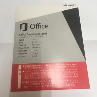 Microsoft Office2013 Professional  未開封