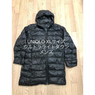 UNIQLO - ユニクロ ウルトラライトダウン ダウンジャケット ダウンコート XL size