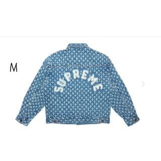 Supreme - Supreme Hole Punch Denim Trucker Jacket